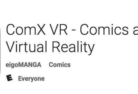 SPBH Comic Book Available in VR